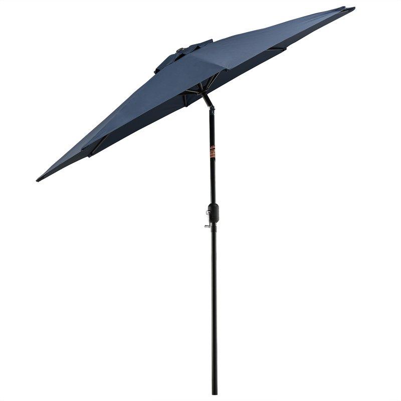 Hapeville 9' Market Umbrella Pertaining To Preferred Hapeville Market Umbrellas (Gallery 3 of 25)