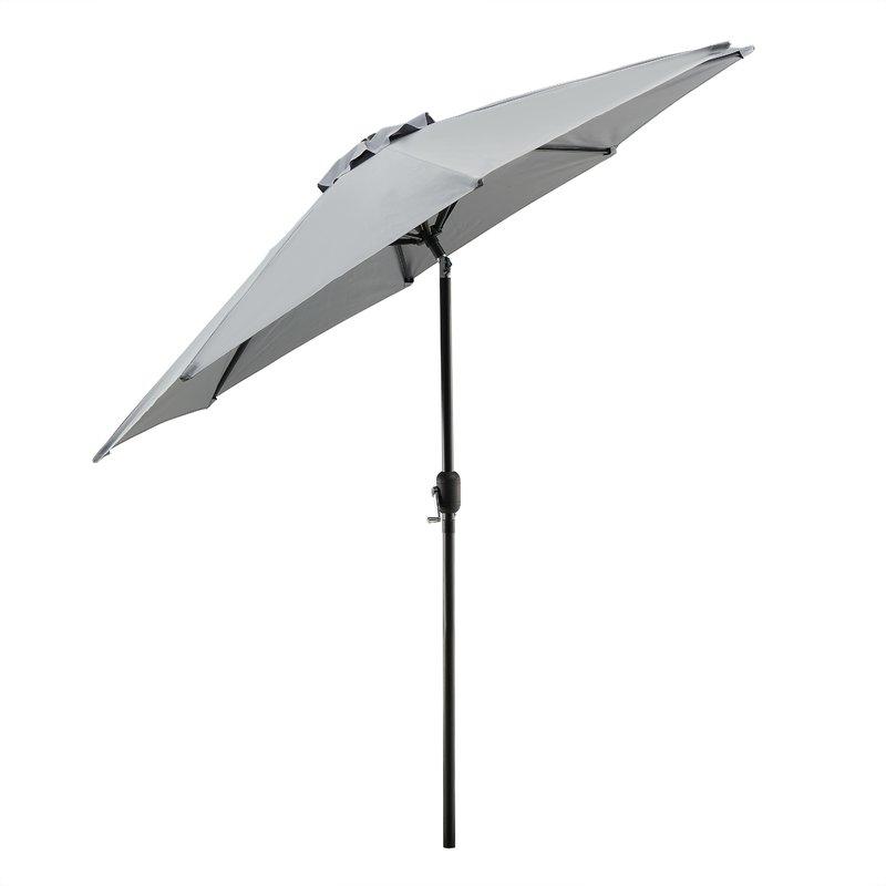 Hapeville Market Umbrellas inside Well-known Hapeville 9' Market Umbrella
