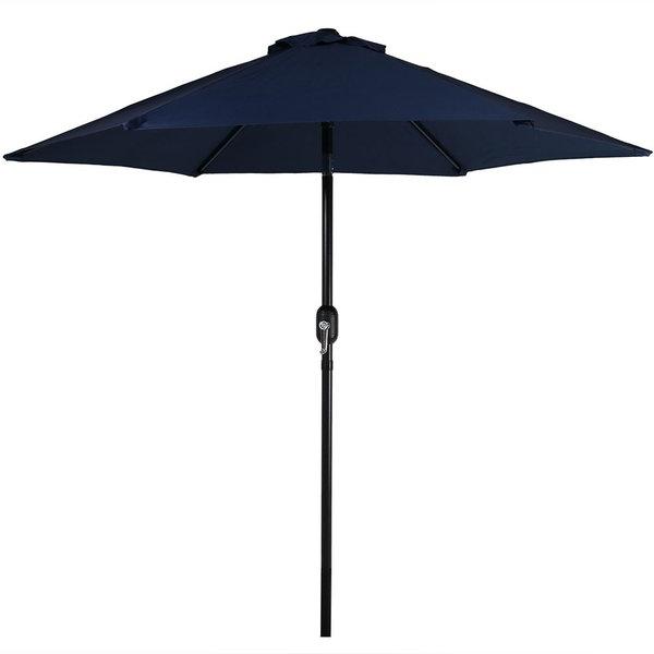 Hapeville Market Umbrellas Regarding Well Known Allport 7.5' Market Umbrella (Gallery 5 of 25)
