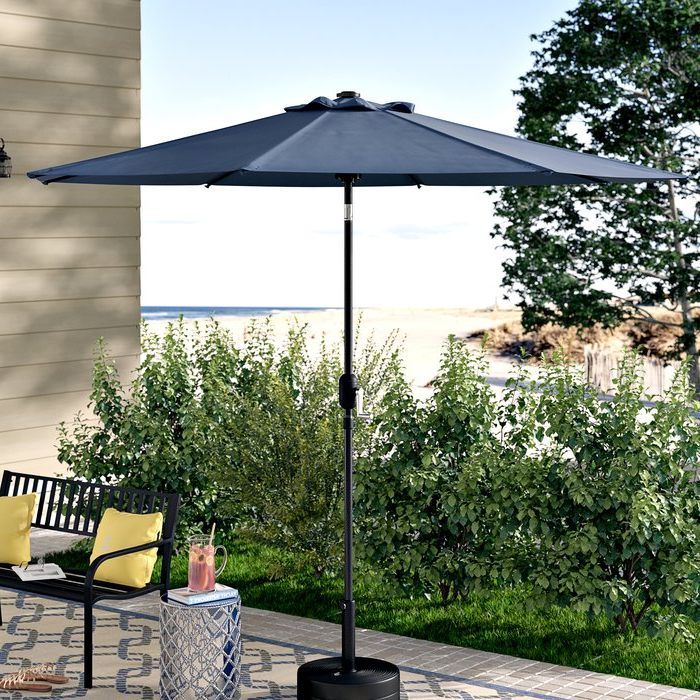 Hapeville Market Umbrellas with Best and Newest Hapeville 9' Market Umbrella
