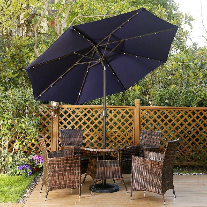 Harwich Market Umbrella With Regard To Favorite Docia Market Umbrellas (View 13 of 25)