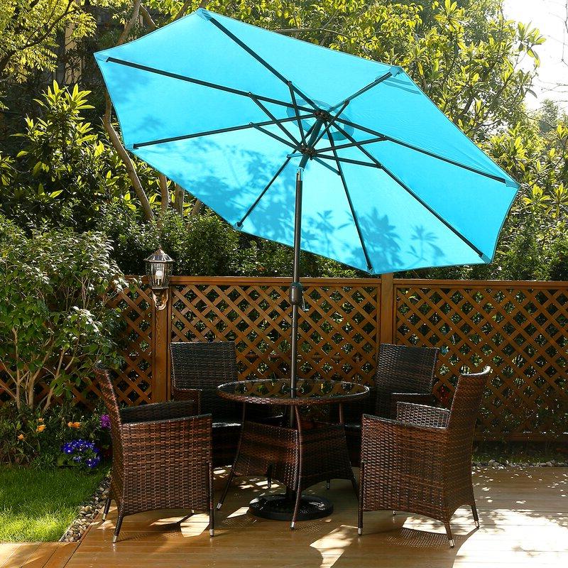 Featured Photo of Havant Market Umbrellas