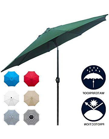 Haverhill Umbrellas Pertaining To Best And Newest Patio Umbrellas (View 11 of 25)