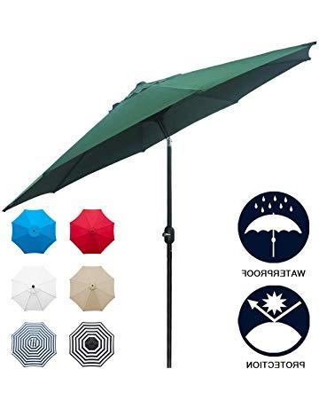 Haverhill Umbrellas Pertaining To Best And Newest Patio Umbrellas (Gallery 11 of 25)