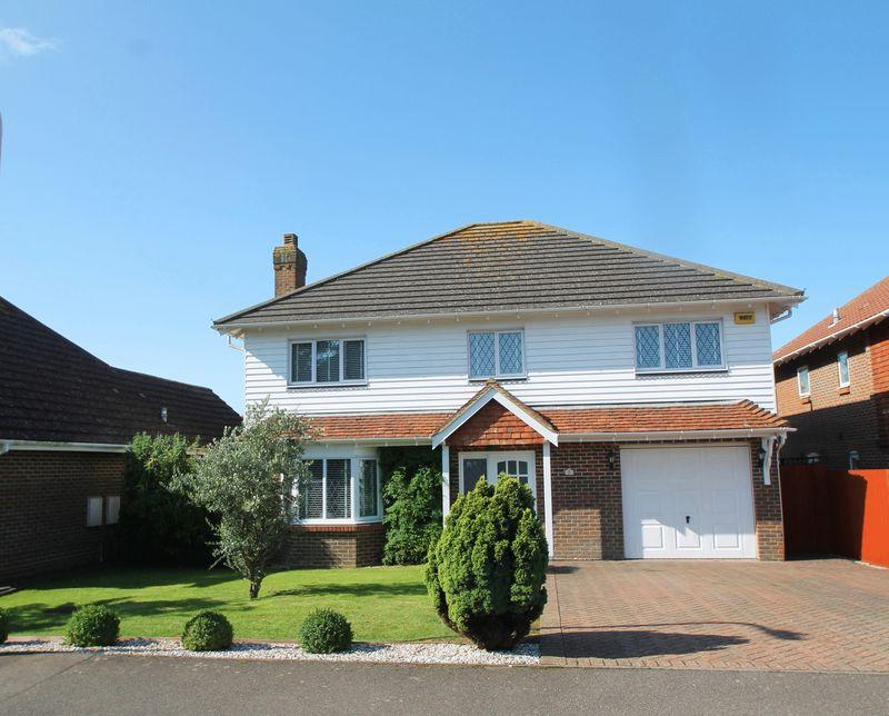 Hawkinge Market Umbrellas Throughout Most Current 4 Harvest Way, Hawkinge, Folkestone 5 Bed Detached House (View 10 of 25)
