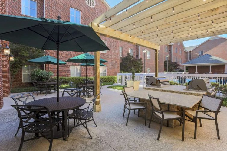Homewood Suites Nashville Airport - Ticati throughout Branam Lighted Umbrellas