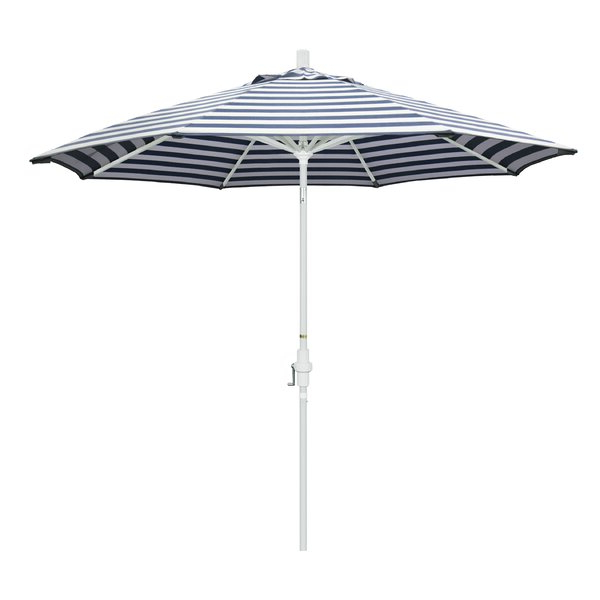 Hookton Crank Market Umbrellas With Regard To Most Current 9' Market Umbrella (View 16 of 25)
