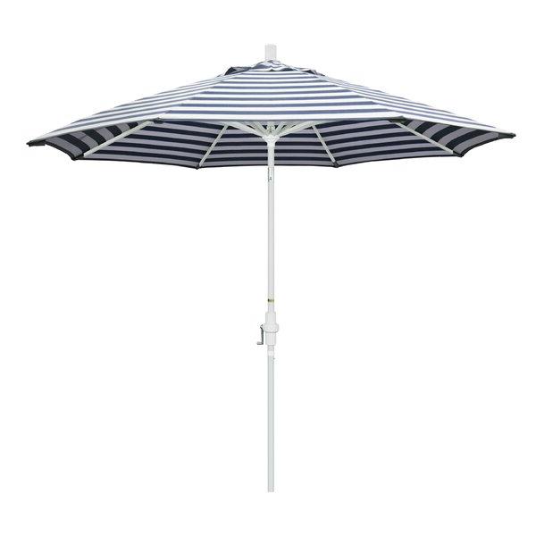 Hookton Crank Market Umbrellas With Regard To Most Current 9' Market Umbrella (View 13 of 25)