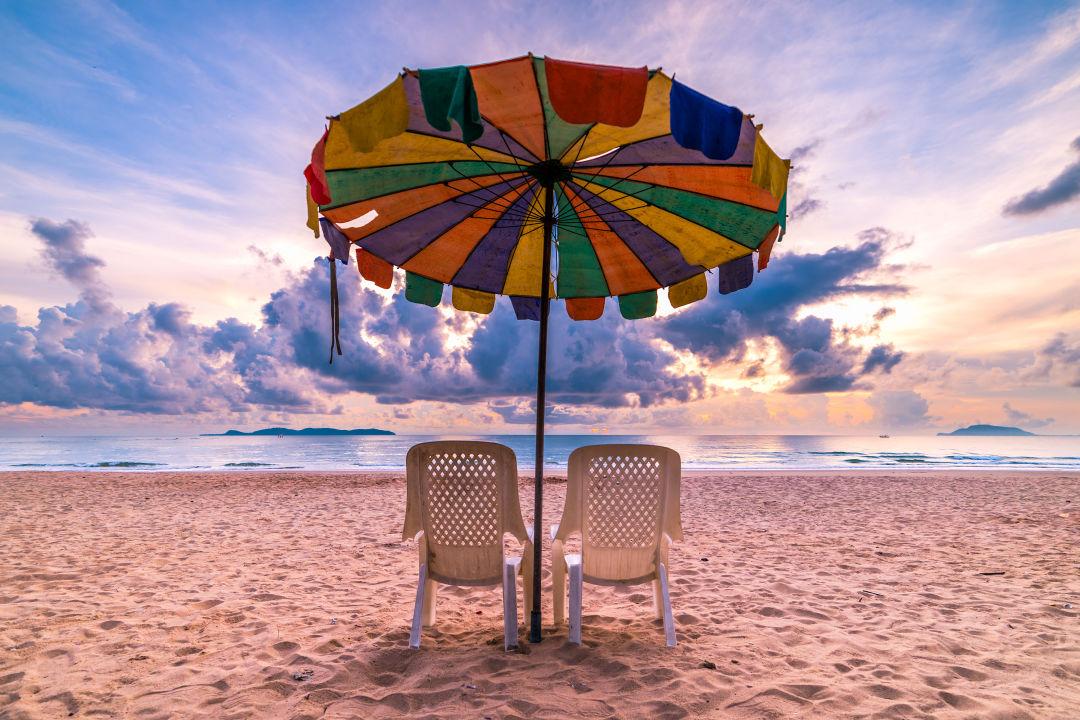 Houstonia For Fashionable Beach Umbrellas (View 15 of 25)