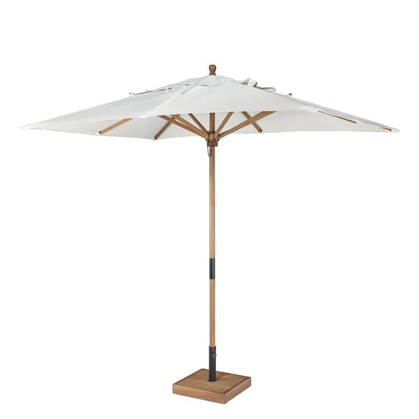 Hugh 6' Market Umbrella with regard to Most Recently Released Bricker Market Umbrellas