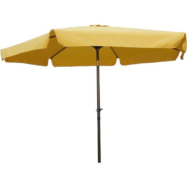 Hyperion Beach Umbrellas Regarding Well Known Hyperion 9' Drape Umbrella (Gallery 1 of 25)