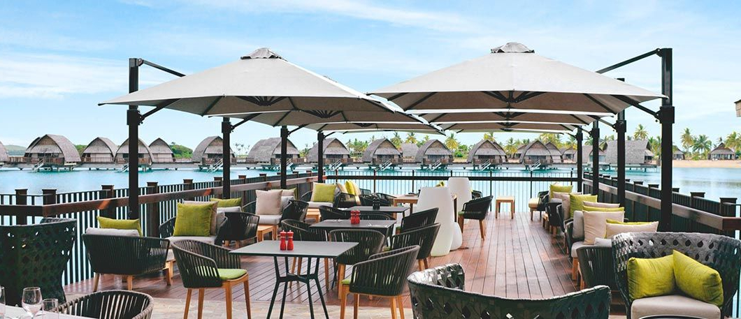 Image Result For Outdoor Seating With Umbrellas Restaurant (Gallery 14 of 25)