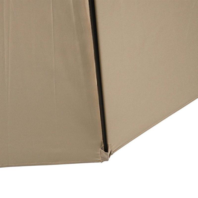 Imogen Hanging Offset 10' Cantilever Umbrella inside Trendy Imogen Hanging Offset Cantilever Umbrellas