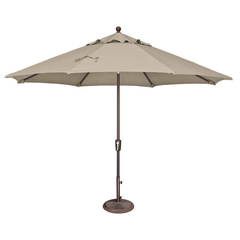 Isom Market Umbrellas inside Best and Newest Launceston 11' Market Umbrella