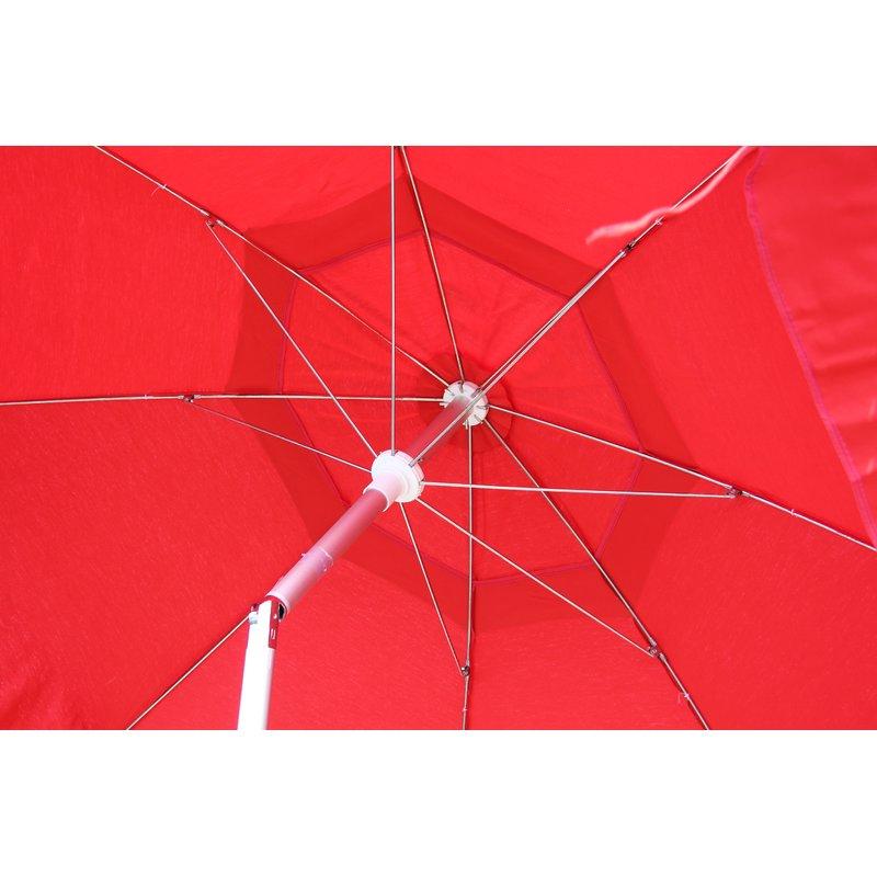 Italian 6' Drape Umbrella In Well Known Italian Drape Umbrellas (Gallery 14 of 25)