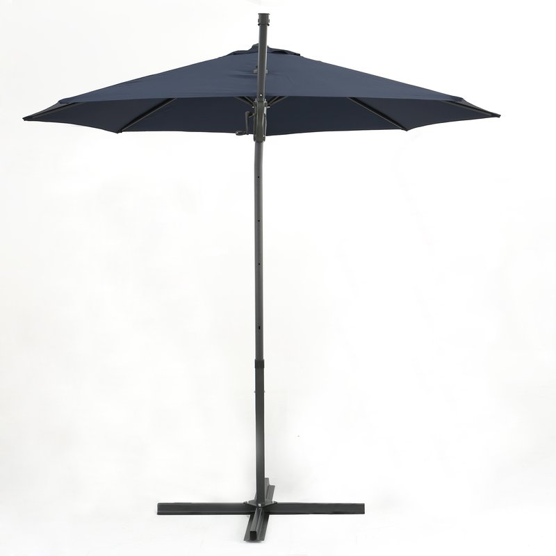 Jaelynn Cantilever Umbrellas Intended For Widely Used Jaelynn  (View 5 of 25)