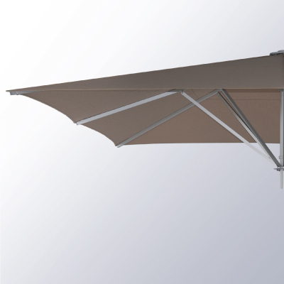 Jendayi Square Cantilever Umbrellas In Well Liked Large Offset Patio Umbrella – Mezzo Cantilever Umbrellas (View 13 of 25)