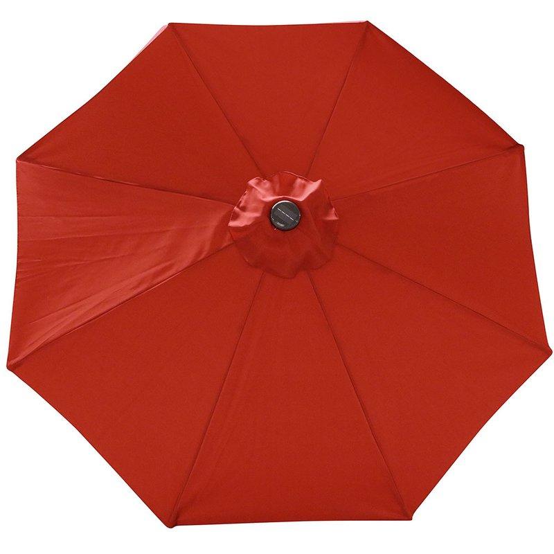 Jericho Market Umbrellas Pertaining To Current Jericho 9' Market Umbrella (View 11 of 25)