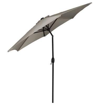 Joss & Main intended for Recent Brecht Lighted Umbrellas