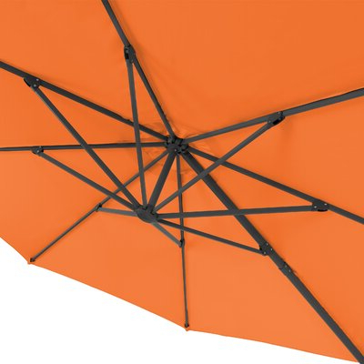 Joss & Main Pertaining To Gribble Cantilever Umbrellas (View 18 of 25)