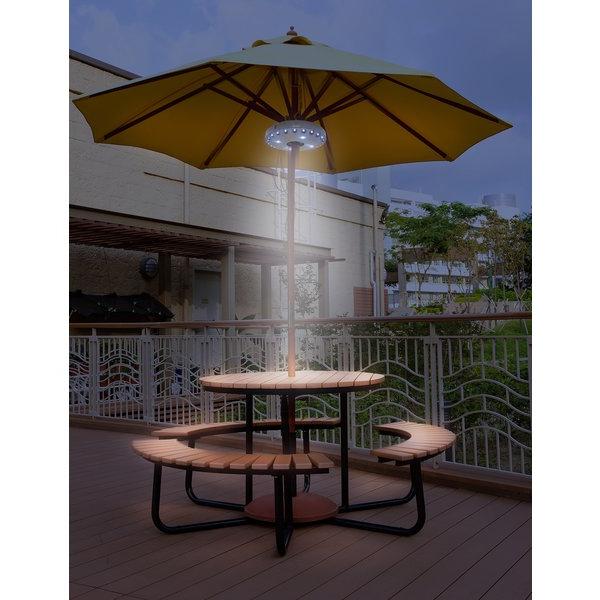 Judah Cantilever Umbrellas with regard to 2017 Wood Market Umbrellas