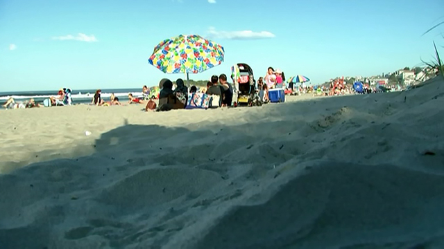 Julian Beach Umbrellas Inside Current Florida Teenager, 13, Impaledbeach Umbrella While Vacationing In (View 11 of 25)