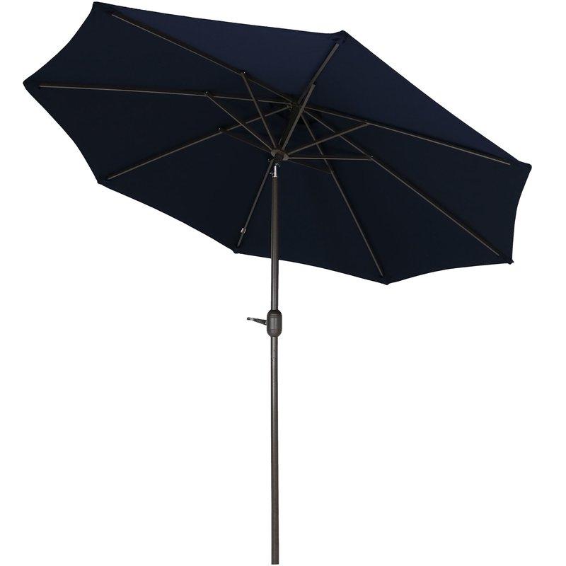 Julian Market Sunbrella Umbrellas Pertaining To Well Known Julian 9' Market Sunbrella Umbrella (View 3 of 25)