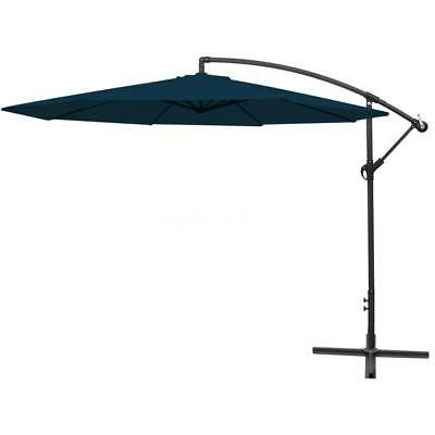 Justis Cantilever Umbrellas Within Most Current Urbanmod 8' Cantilever Umbrella – $429.99 (Gallery 10 of 25)