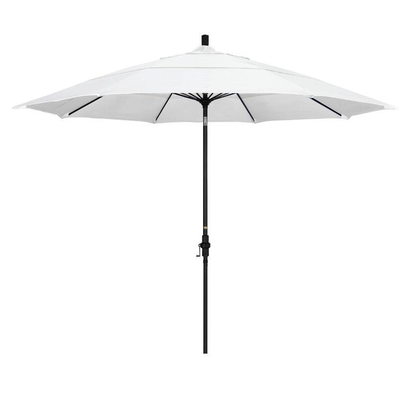 Keegan 11' Market Umbrella intended for Preferred Keegan Market Umbrellas