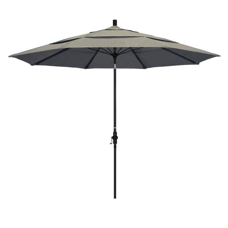 Keegan 11' Market Umbrella Regarding Most Recently Released Brame Market Umbrellas (Gallery 4 of 25)