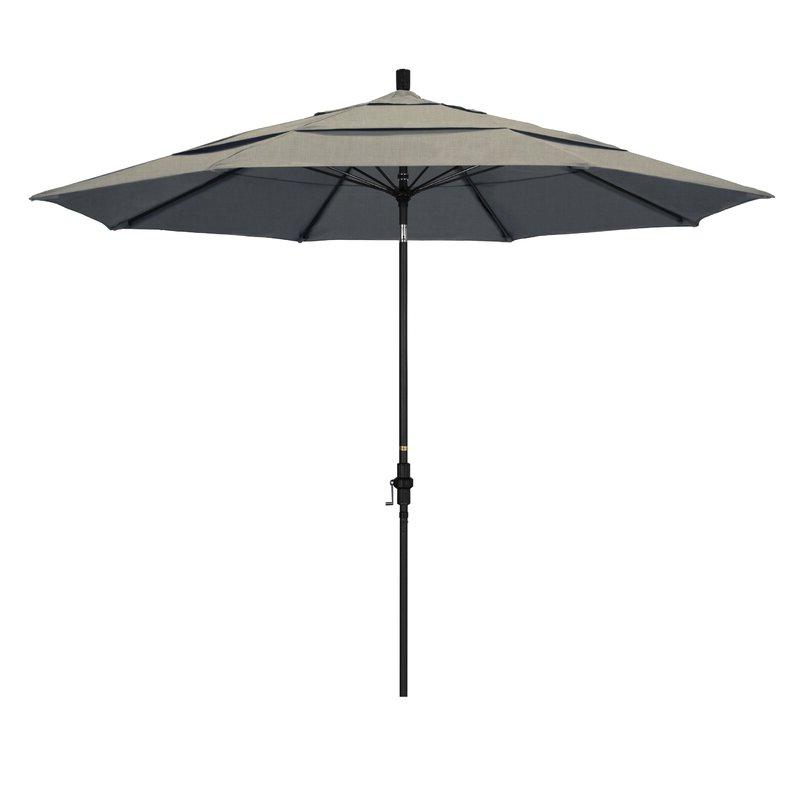 Keegan 11' Market Umbrella Regarding Most Recently Released Brame Market Umbrellas (View 4 of 25)
