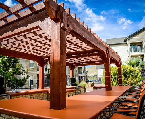 Keltner Patio Outdoor Market Umbrellas In Best And Newest Independence Place (View 6 of 25)