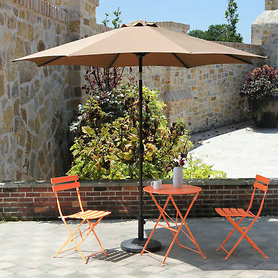 Keltner Patio Outdoor Market Umbrellas throughout Favorite Charlton Home Hollinger 9' Market Umbrella - $63.99