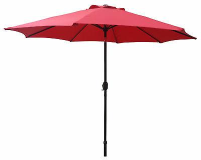 Keltner Patio Outdoor Market Umbrellas Throughout Recent Charlton Home Hollinger 9' Market Umbrella – $63.99 (Gallery 10 of 25)