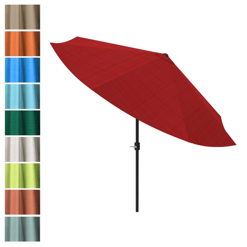 Kelton Market Umbrellas With Regard To Latest Kelton 10' Market Umbrella (View 11 of 25)