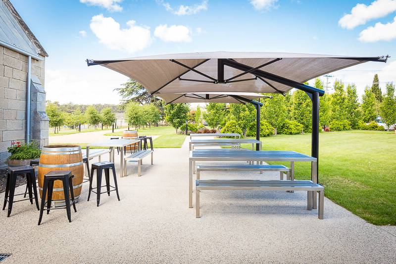 Kings Outdoor Living For Well Known Launceston Market Umbrellas (View 16 of 25)