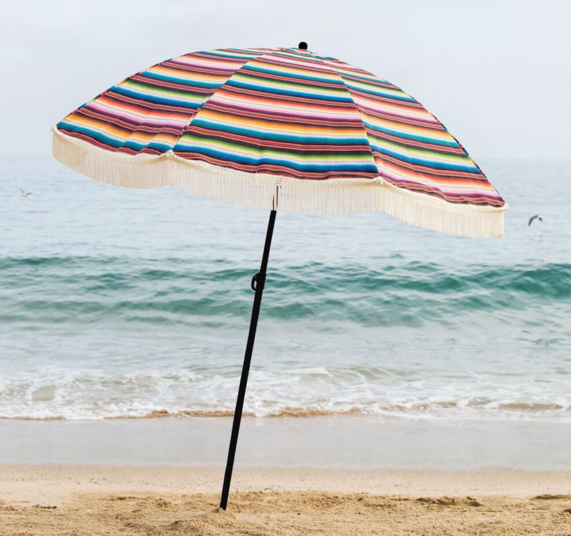 [%Las Brisas Beach Umbrella • 100% Uv Protection With Regard To Trendy Beach Umbrellas|Beach Umbrellas Pertaining To Well Known Las Brisas Beach Umbrella • 100% Uv Protection|Newest Beach Umbrellas Regarding Las Brisas Beach Umbrella • 100% Uv Protection|Most Popular Las Brisas Beach Umbrella • 100% Uv Protection Throughout Beach Umbrellas%] (View 4 of 25)