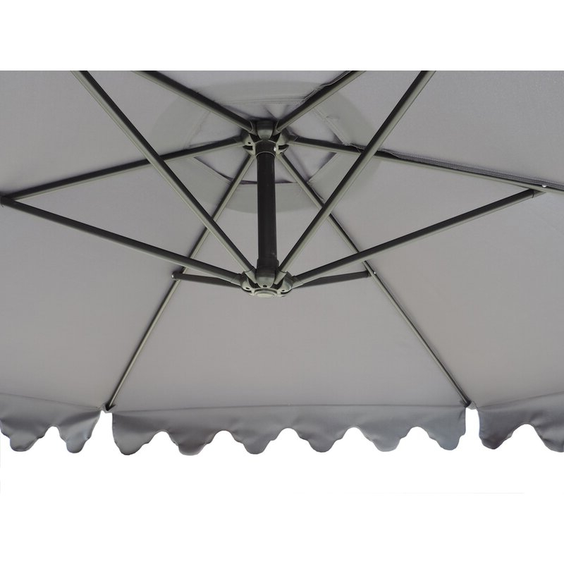 Latest Booneville Cantilever Umbrellas Pertaining To Booneville 10' Cantilever Umbrella (View 2 of 25)