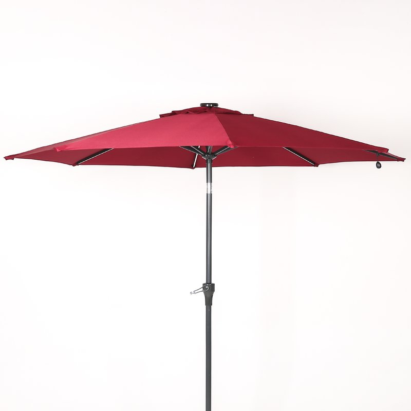 Latest Eastwood Market Umbrellas With Hatter 9' Market Umbrella (View 3 of 25)