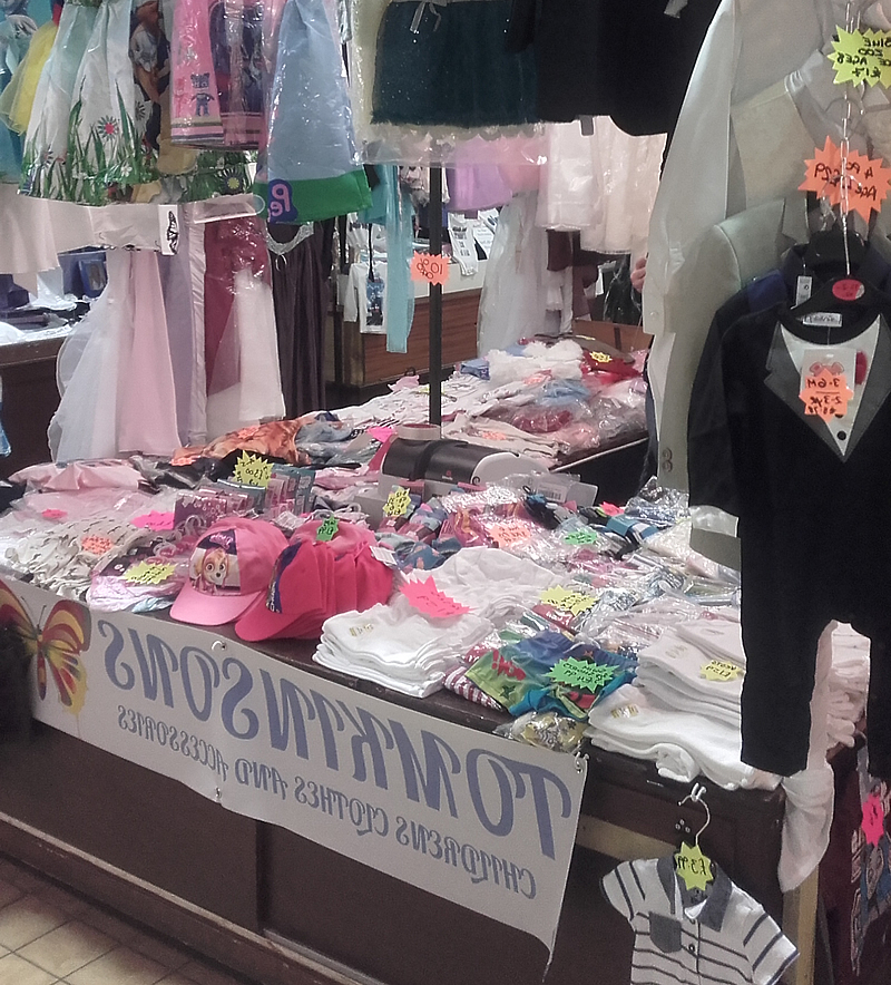 Latest Fleetwood Market Umbrellas With Fleetwood Market: Stall 51 Tomkinsons Childrens Clothes, Fleetwood (View 9 of 25)