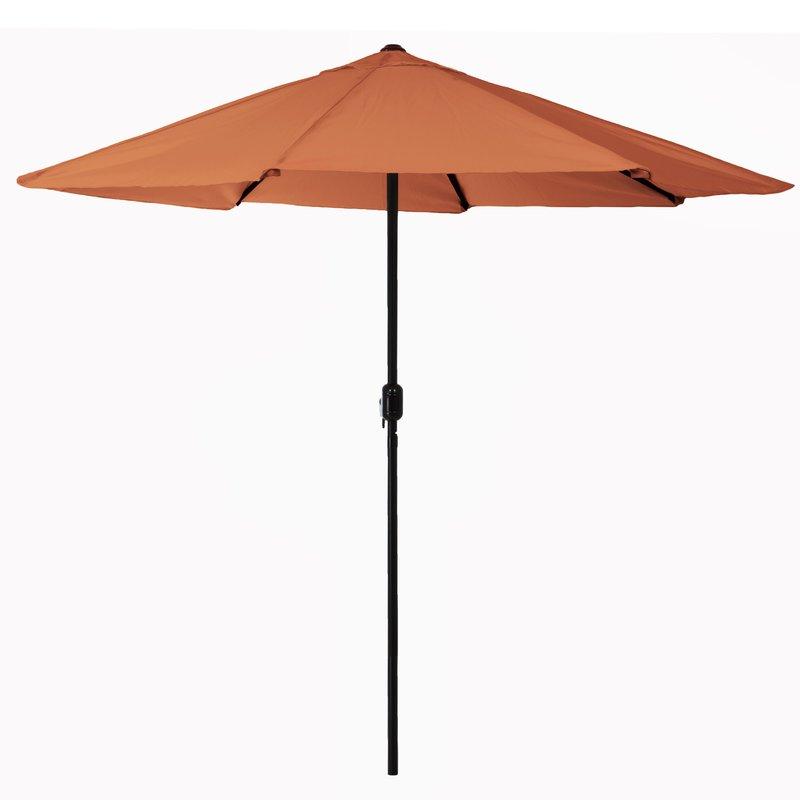 Latest Kelton 9' Market Umbrella Regarding Kelton Market Umbrellas (View 12 of 25)