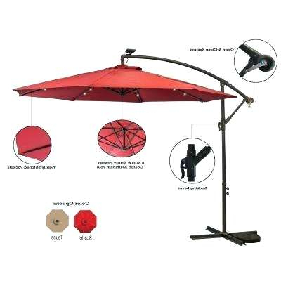 Latest Patio Umbrella Base Tube Watch Offset Patio Umbrella Base Big For Taube Market Umbrellas (View 14 of 25)