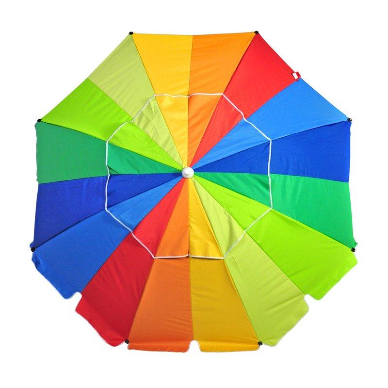Latest Schroeder Heavy Duty 8' Beach Umbrella With Regard To Schroeder Heavy Duty Beach Umbrellas (View 6 of 25)