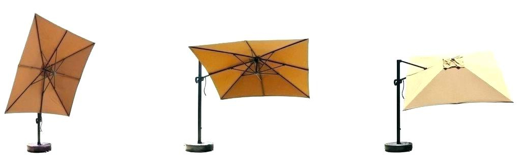 Latest Tilda Cantilever Umbrellas For Cantilever Umbrella Sunbrella – Tildakulas (View 12 of 25)