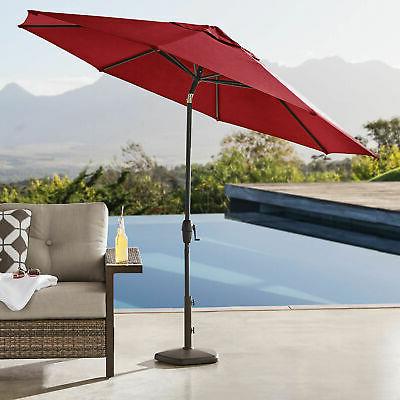 Latest Wiechmann Push Tilt Market Sunbrella Umbrellas For Breakwater Bay Wiechmann 9' Market Sunbrella Umbrella – $ (View 9 of 25)