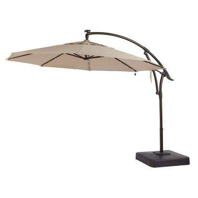 Latest Wood Market Umbrellas Intended For Judah Cantilever Umbrellas (View 18 of 25)