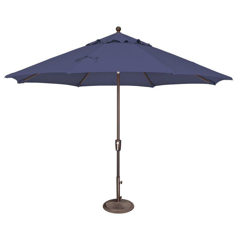 Launceston Rectangular Market Umbrellas For Latest Launceston 11' Market Umbrella (View 3 of 25)