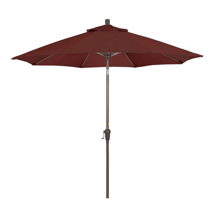 Leachville Market Umbrellas Regarding Most Current Mullaney 9' Market Umbrella (View 4 of 25)