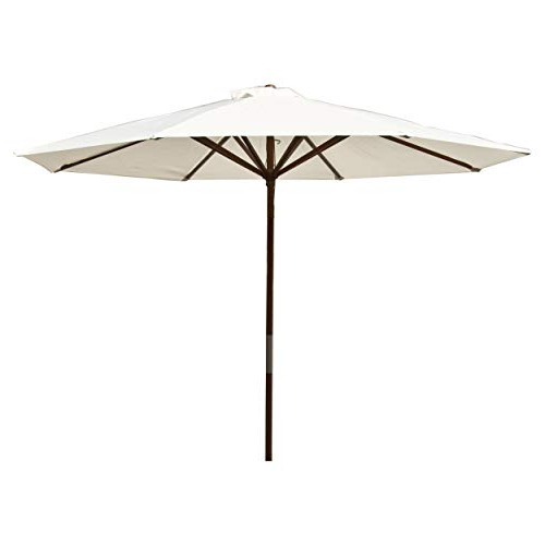 Leachville Market Umbrellas With Most Recently Released Market Umbrella 9 Ft: Amazon (View 20 of 25)