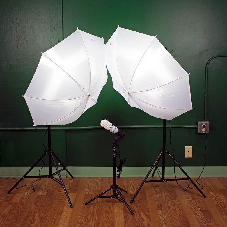 Limostudio Lms103 Lighting Kit Review Intended For Most Up To Date Zeman Market Umbrellas (View 6 of 25)